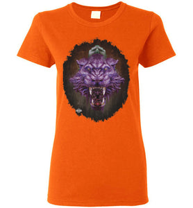 Eternal Panther: Ladies T-Shirt