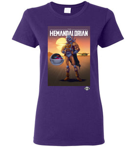 HEMANDALORIAN - Ladies T-Shirt