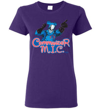 Commander M.I.C. 2.0 Ladies Shirt