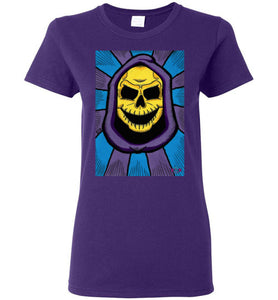 Happy Skelly: Ladies T-Shirt