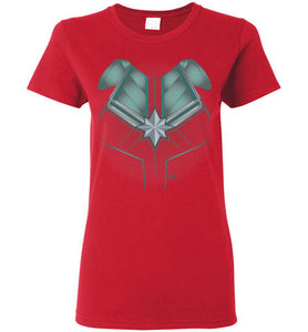 Captain Vell: Ladies T-Shirt