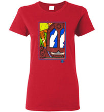Visions of Cinder: Ladies T-Shirt