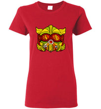 Battled Ram: Ladies T-Shirt