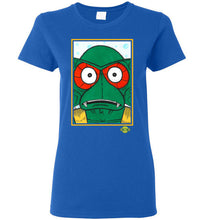 Squidish Rex: Ladies T-Shirt