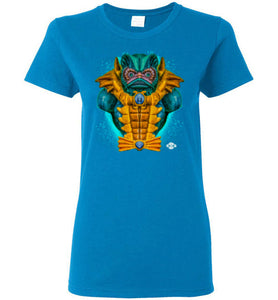 Ruler of Rakash: Ladies T-Shirt