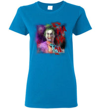 Jack as Joker: Ladies T-Shirt