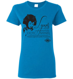 Lyn's Exotic: Ladies T-Shirt