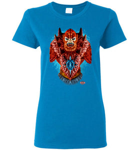Master of Beasts: Ladies T-Shirt