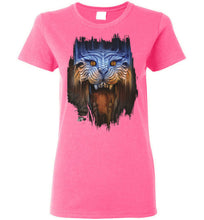 Eternal Lion: Ladies T-Shirt
