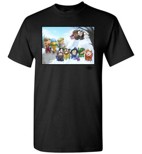 "MOTU Kids ""Winter Ambush"": Tall T-Shirt"