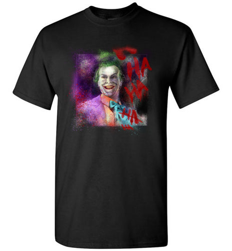 Jack as Joker: Tall T-Shirt
