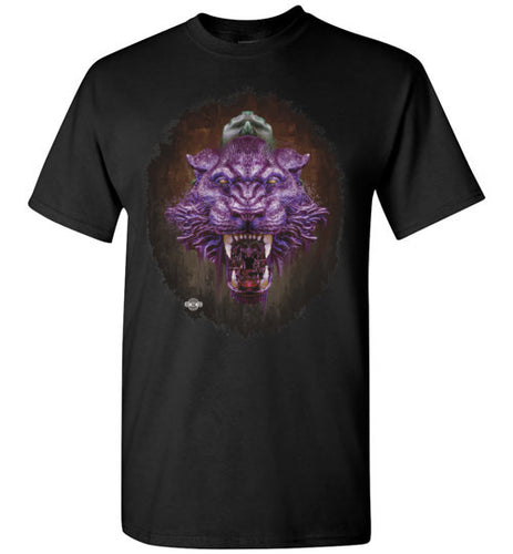 Eternal Panther: Tall T-Shirt