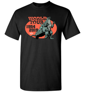 Godzilla World Tour: Tall T-Shirt