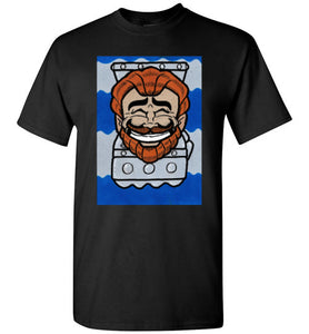 Happy Fist: Tall T-Shirt