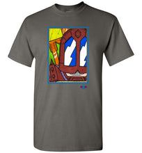 Visions of Cinder: Tall T-Shirt