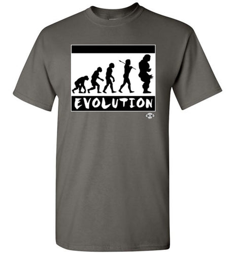 EVOLUTION: Tall T-Shirt