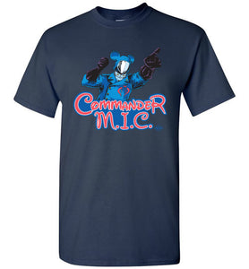 Commander M.I.C. 2.0: Tall T-Shirt