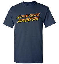 Action Figure Adventure: Tall T-Shirt