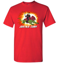 Justice Cury: Tall T-Shirt