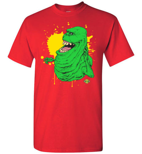 Slimer v1: Tall T-Shirt