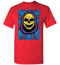 Happy Skelly: Tall T-Shirt