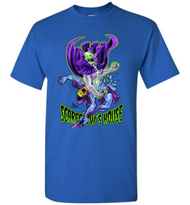 Scareglow's House v1: Tall T-Shirt
