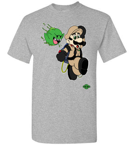Slimed Ghost Bros.: Tall T-Shirt