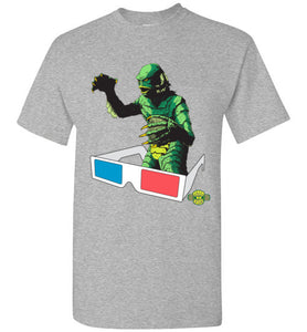 Creature 3D: Tall T-Shirt