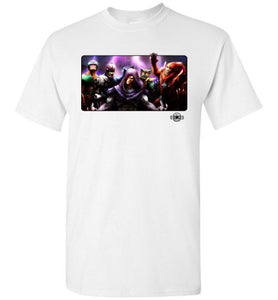 Evil Warriors: Tall T-Shirt