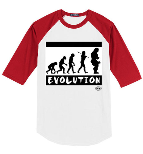 EVOLUTION: 3/4 Sleeve Jersey