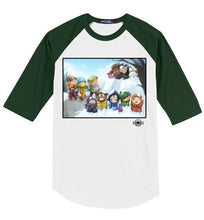 "MOTU Kids ""Winter Ambush"": 3/4 Sleeve Jersey"