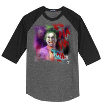 Jack as Joker: 3/4 Sleeve Jersey