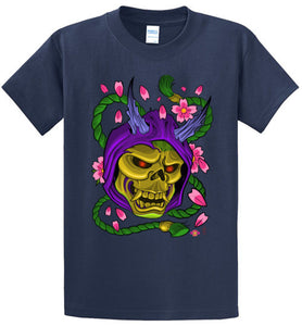 Skelly Hannya: T-Shirt