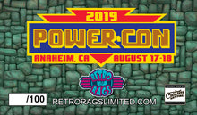 POWER-CON 2019 Enamel Pin