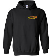 AFA Thunderhawk: Hoodie (Front & Back)