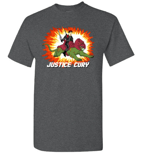Justice Cury: T-Shirt