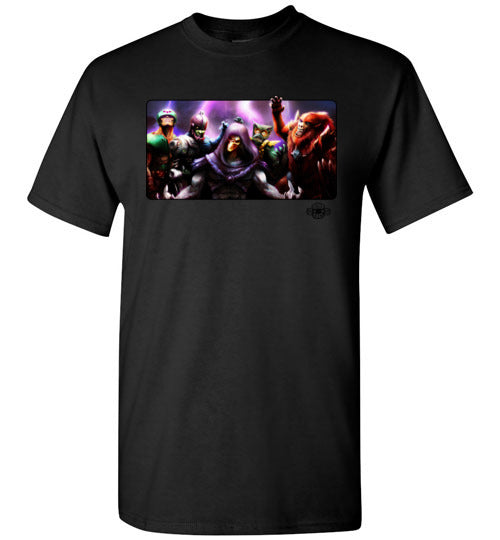 Evil Warriors: T-Shirt