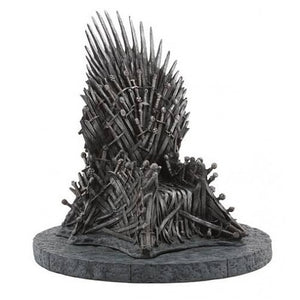 The Iron Throne Model in Game of Thrones