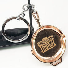 Load image into Gallery viewer, PUBG Helmet Backpack Battlegrounds Keychain