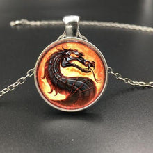 Load image into Gallery viewer, Great Mortal Kombat keychain