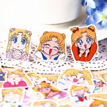 Load image into Gallery viewer, Anime Sailor Moon Stickers (33pcs/set)