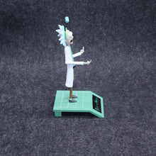 Load image into Gallery viewer, 16cm Rick and Morty Peace Among Worlds Statue Action Figure Toys