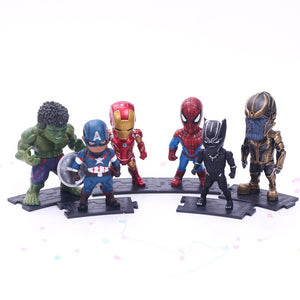 Marvel Avengers Collection (6pcs/set)