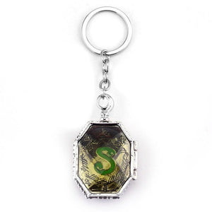 HP Slytherin College Treasures Horcrux Necklace
