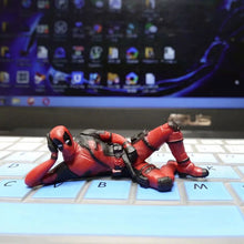 Load image into Gallery viewer, 3 Desk Decoration Funny Deadpool