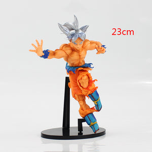 13Styles Dragon Ball Super Saiyan Goku Broli Trunks Majin