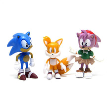 Load image into Gallery viewer, Sonic The Hedgehog Figures (6Pcs/Set)