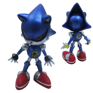 Sonic The Hedgehog Figures (6Pcs/Set)
