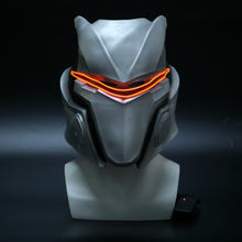Load image into Gallery viewer, Fortniter Omega Mask With LED Light
