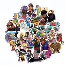 Load image into Gallery viewer, Hip Hop Rap Street Style Decals Collection (50pcs/lot)